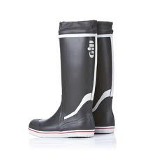 BOTAS GILL TALL YACHTING BOOTS 909 T-41 DARK BLUE