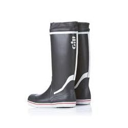 BOTAS GILL TALL YACHTING BOOTS 909 T-46 DARK BLUE