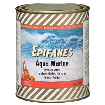 EPIFANES AQUA MARINE Interior Varnish 1L
