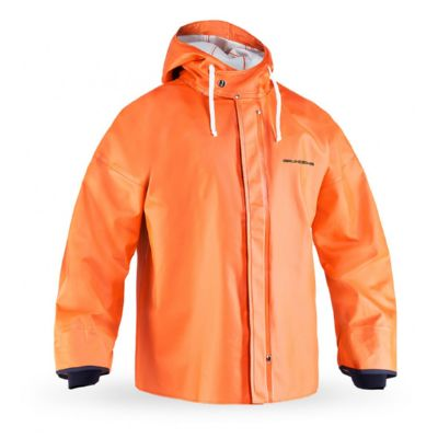 GRUNDENS BRIGG JACKET 320 ORANGE T-M