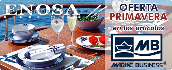 Marine Business - ENOSA - Oferta en productos Marine Business